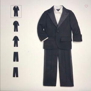 Ralph Lauren Two Piece Wool Suit